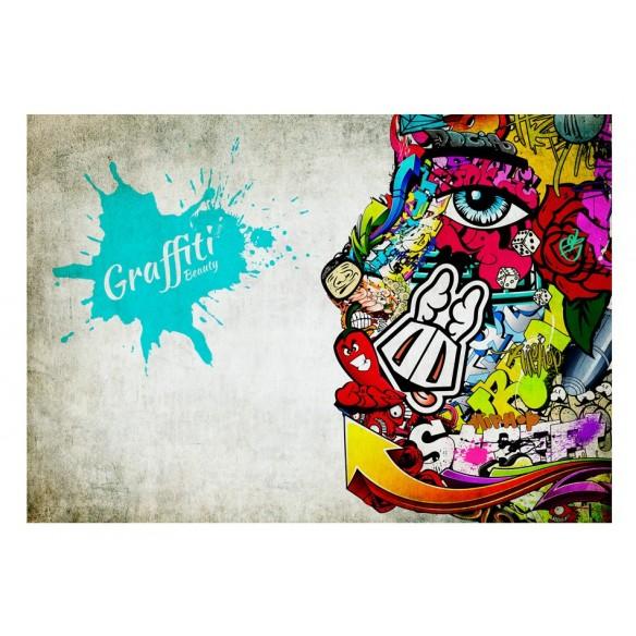 Fototapet  Graffiti beauty