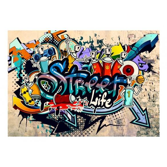 Fototapet  Street Life