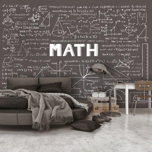 Fototapet  Mathematical Handbook