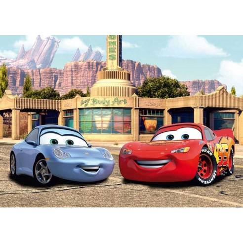 Fototapet - Cars - Masinutele Disney...