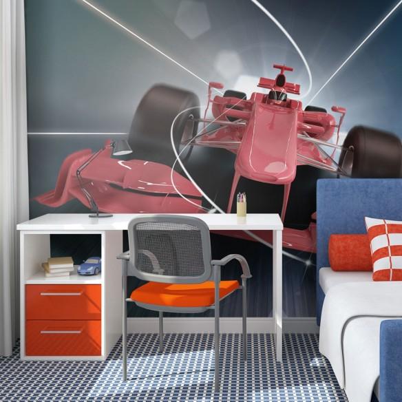 Fototapet  Formula 1 car
