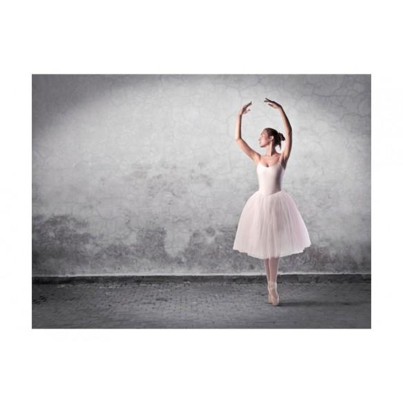 Fototapet  Ballerina in Degas paintings style