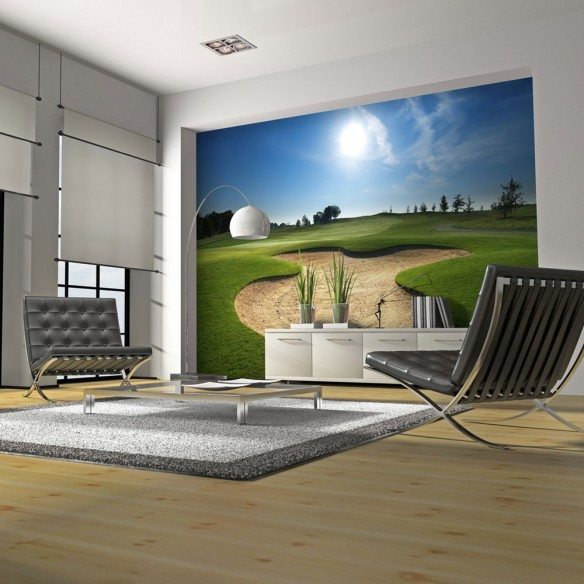 Fototapet  Golf pitch
