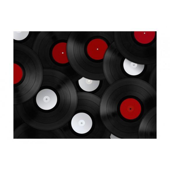 Fototapet  Vinyls Retro