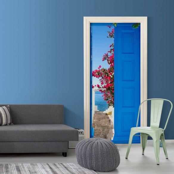 Fototapet pentru ușă  Door into Summer