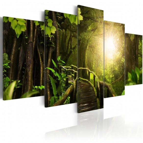 Tablou  Magical Jungle