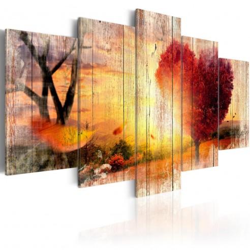 Tablou  Autumnal Love