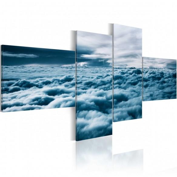Tablou  Head in the clouds