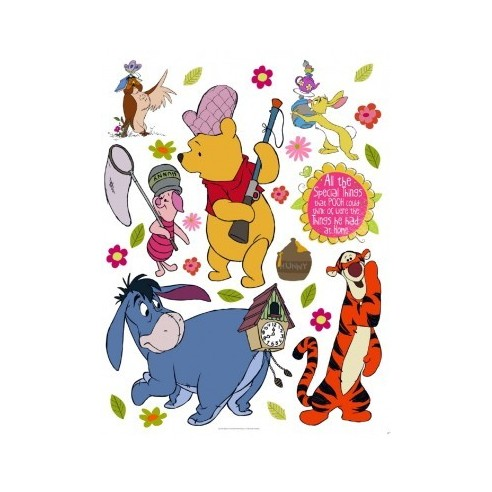 Sticker perete Walt Disney - Winnie...