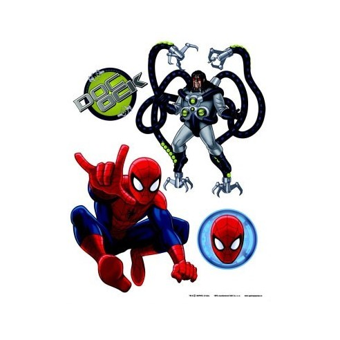 Sticker perete Spiderman 4