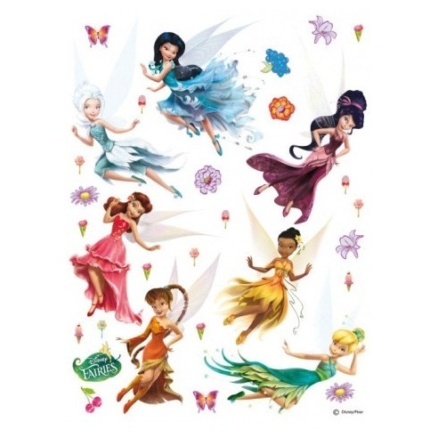 Sticker perete Walt Disney - Fairies 2