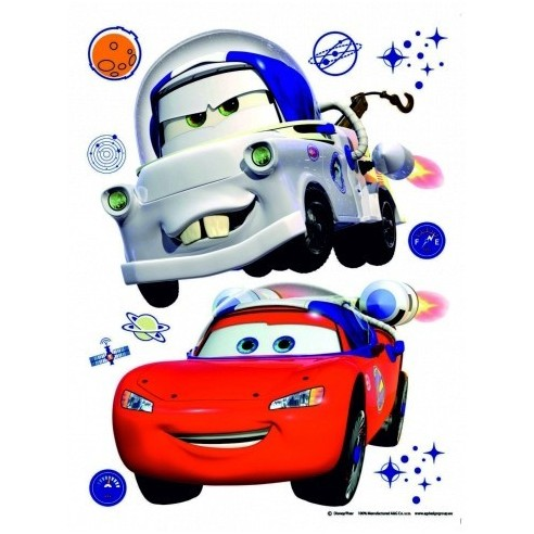 Sticker perete Walt Disney - Cars-Space