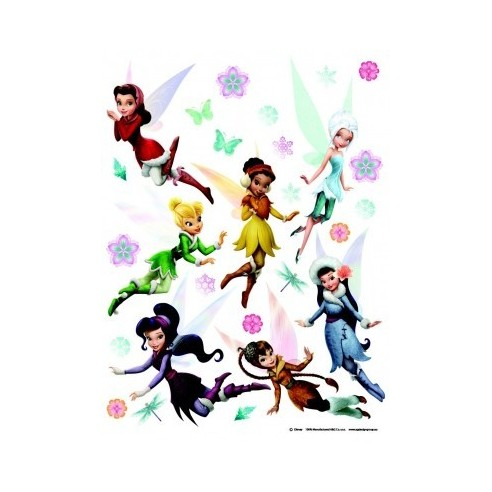 Sticker perete Walt Disney - Fairies 3