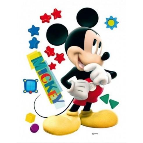Sticker perete Walt Disney - Mickey...