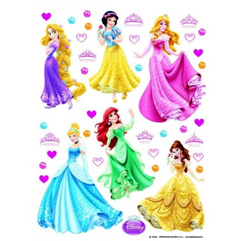 Sticker perete Walt Disney -...