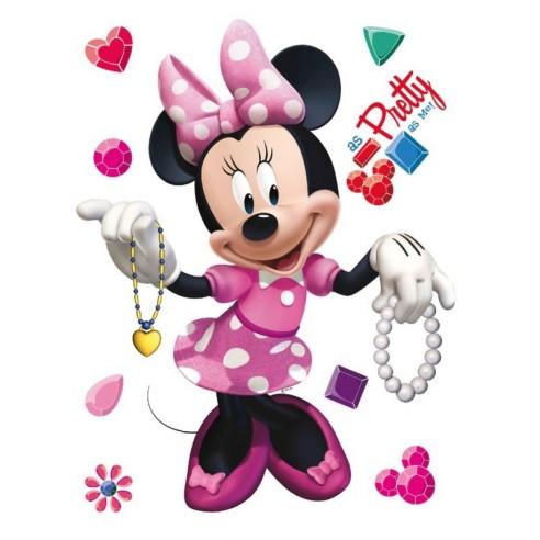 Sticker perete Minnie the Mouse