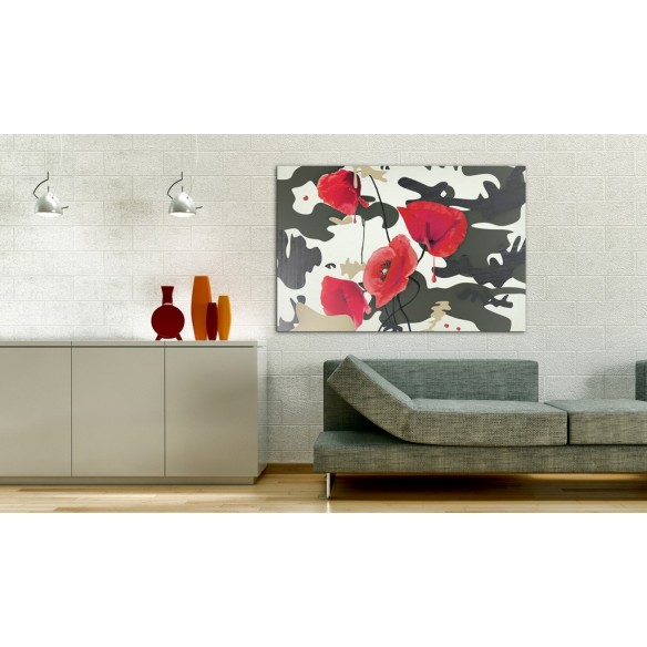 Tablou  War paint