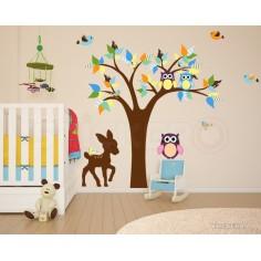 Copacelul cu animalute -...