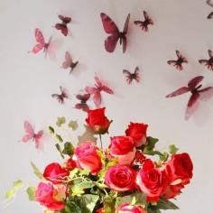 18 Fluturi 3D realisti -...