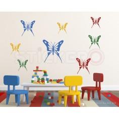 Sticker decorativ Fluturi mari