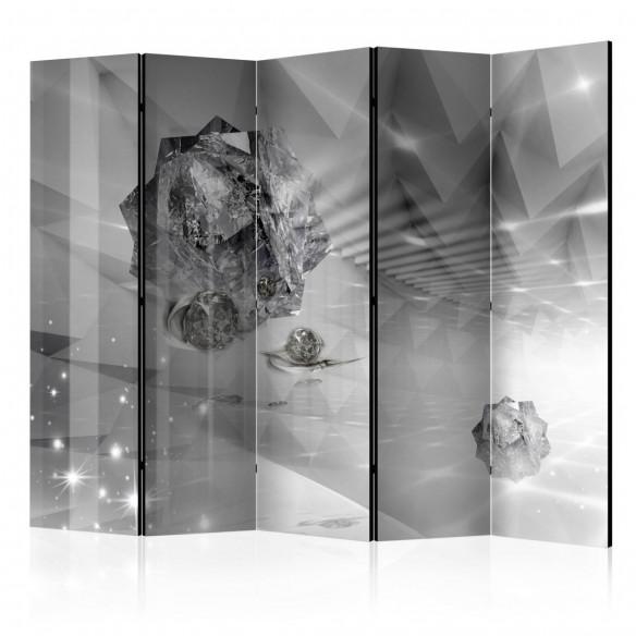 Paravan  Abstract Greyness II [Room Dividers]