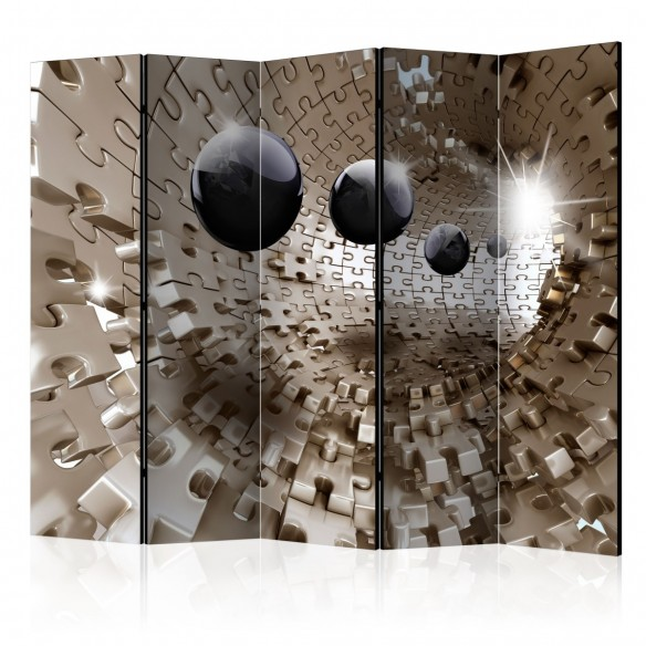 Paravan  Golden Jigsaw II [Room Dividers]