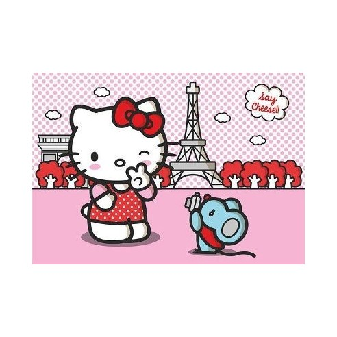 Fototapet - Hello Kitty (360x254cm)
