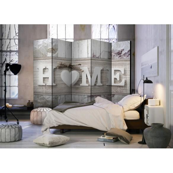 Paravan  Room divider – Inscription Home