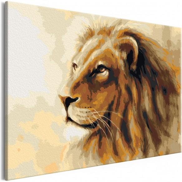 Set pictura pe numere  Lion King