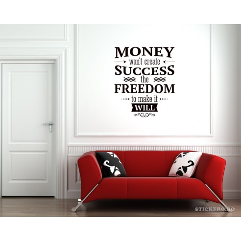 Mesaj Motivational MONEY