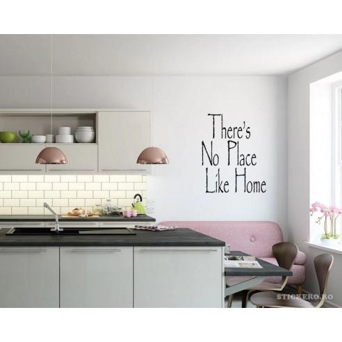Sticker decorativ -Home