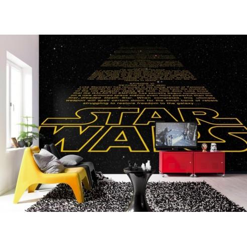 Fototapet Star Wars Intro (368 x 254 cm)