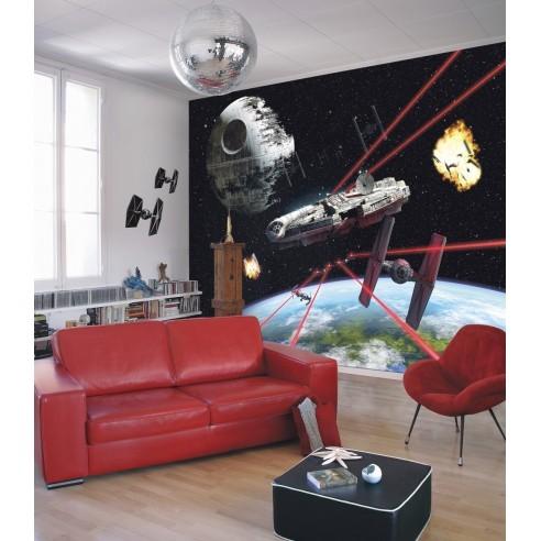 Fototapet Star Wars Milennium Falcon...