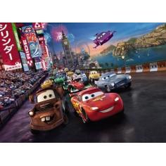 Fototapet Disney Cars Race...