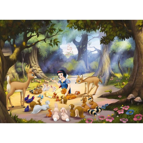 Fototapet Disney Schneewittchen (254...