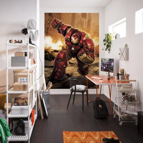 Fototapet Marvel Avengers Hulkbuster...