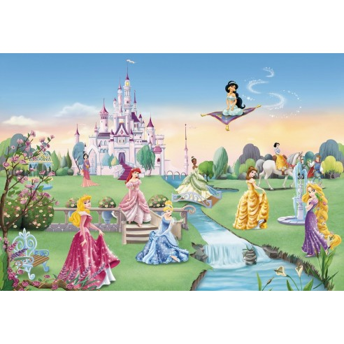 Fototapet disney Princess Castle (368...