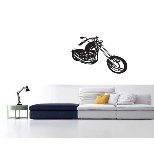 Sticker decorativ Motocicleta