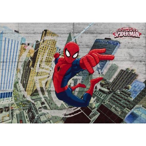 Fototapet Marvel Spider Man Concrete...