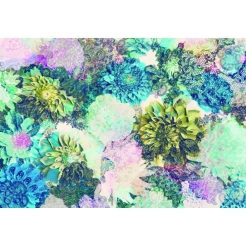 Fototapet Komar Frisky Flowers (368 x...