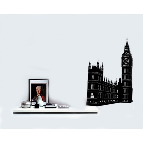 Sticker decorativ Big Ben