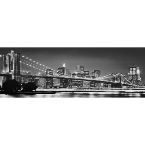Fototapet Komar Brooklyn Bridge (368...