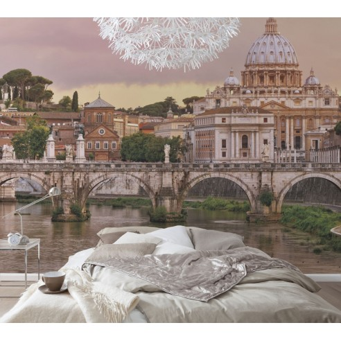 Fototapet Komar Rome (368 x 254 cm)