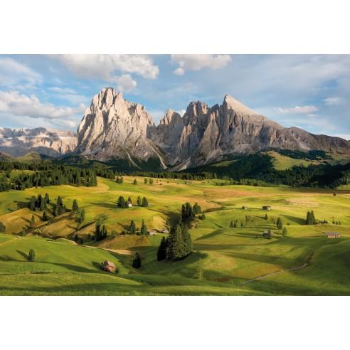 Fototapet Komar Alpen (368 x 254 cm)