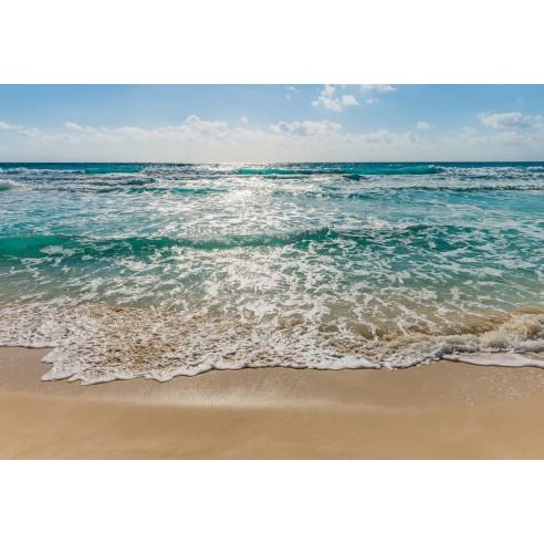 Fototapet Komar Seaside (368 x 254 cm)