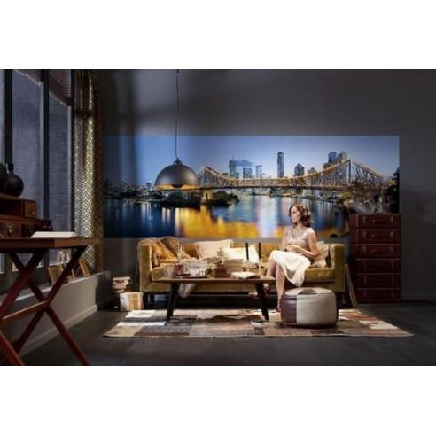 Fototapet Komar Brisbane (368 x 124 cm)