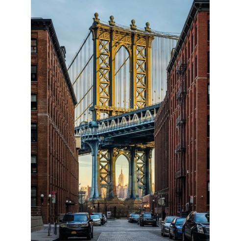 Fototapet Komar Brooklyn (184 x 248 cm)