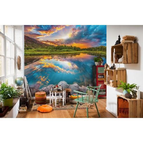Fototapet Komar Secret Garden (368 x 254 cm)