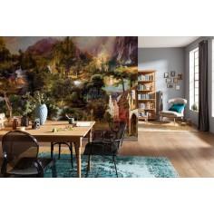 Fototapet Komar Amalfi (368 x 254 cm)