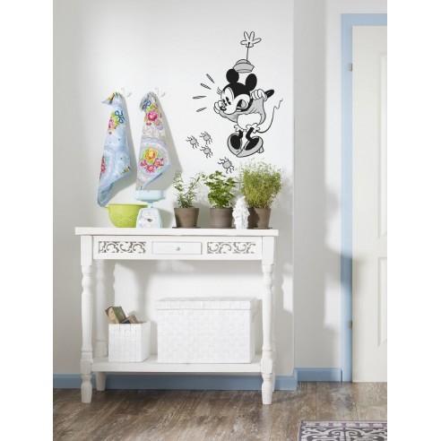 Sticker Disney Minnie Scream (50x70 cm)